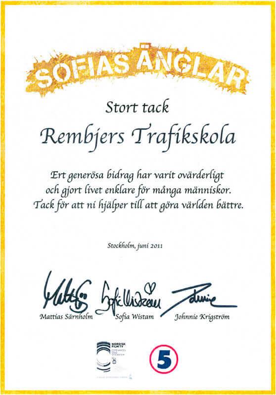 Trafikskola i Solna
